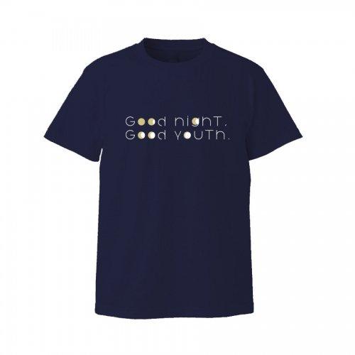 [受注終了]Halo at 四畳半_[Good night,Good youth.]Tシャツ