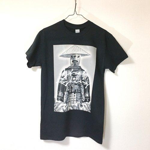 SuiseiNoboAz_AstralFishing T-shirt 黒