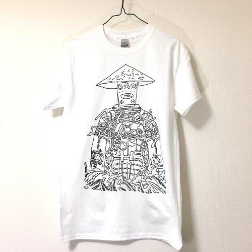 SuiseiNoboAz_AstralFishing T-shirt 白