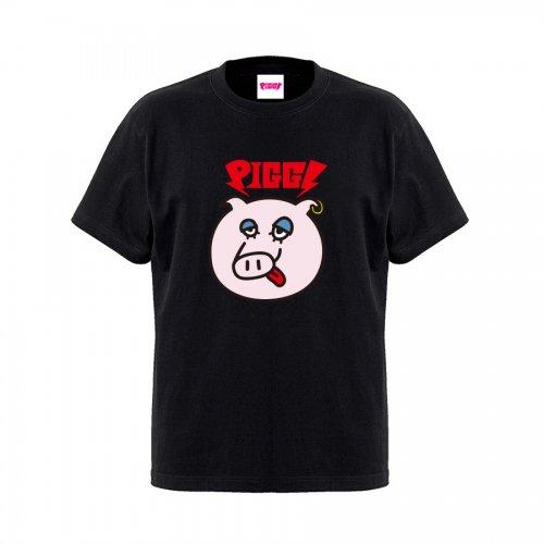 [受付終了]PIGGS_[PIGGS FACE] TEE