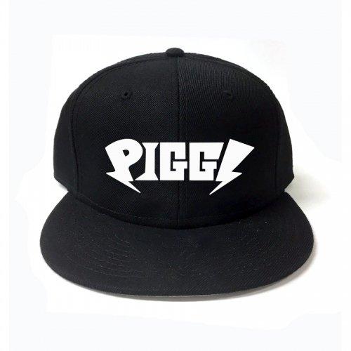 [受付終了]PIGGS_LOGO 刺繍 CAP