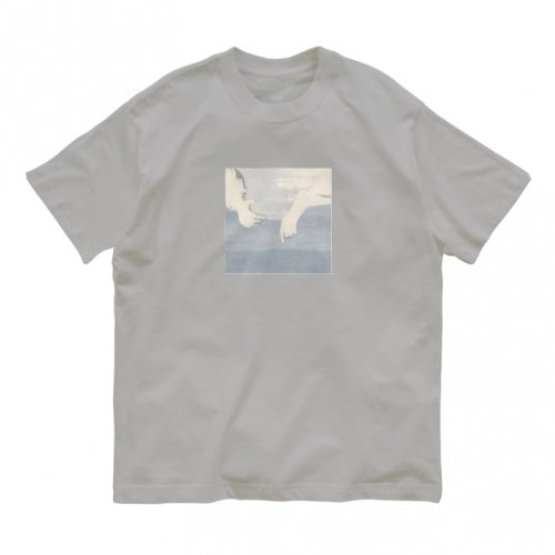 君島大空_袖の汀Tシャツ