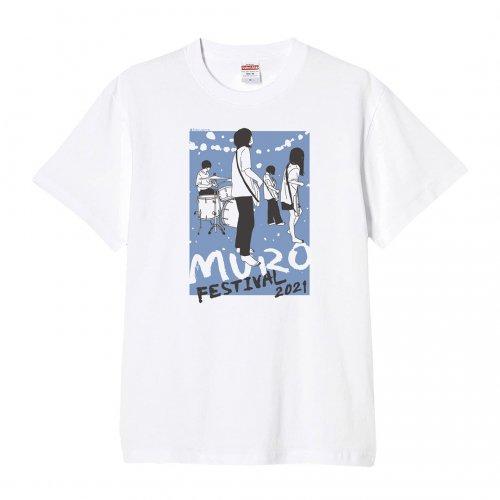 MURO FES 2021_フクザワTシャツ