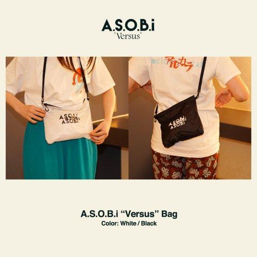 "A.S.O.B.i ""Versus"" Bag"