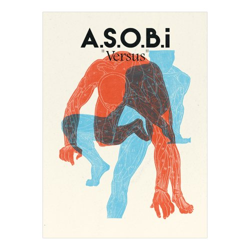 """A.S.O.B.i """"Versus"""" Poster"""