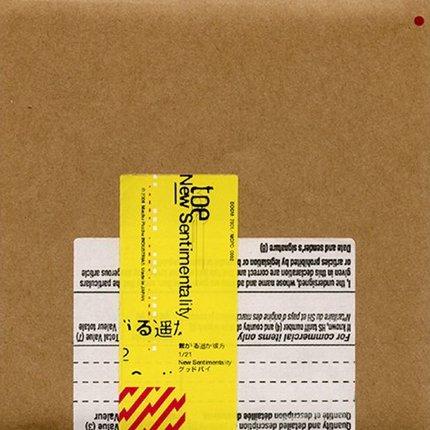 toe『New Sentimentality』CD