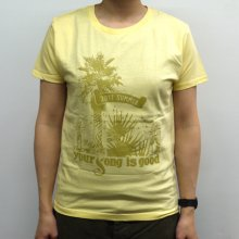 YOUR SONG IS GOOD_PALM Tee
