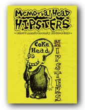 COKEHEAD HIPSTERS「MEMORIALHEAD HIPSTERS -21st? Anniversary 1991‐2012-」