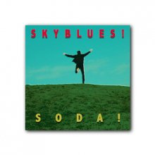 SODA! 2ndアルバム『SKYBLUES!』CD