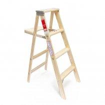 Michigan Ladder Company / Wood Step Ladder ウッドステップラダー - Size 4