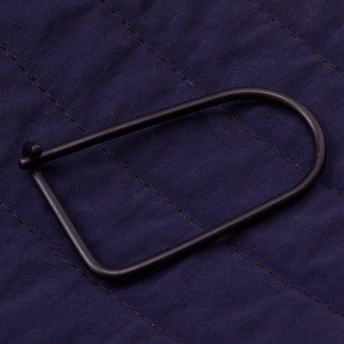 117199463 Craighill / Wilson Keyring - Carbon Black ウィルソンキーリング カーボンブラック 02