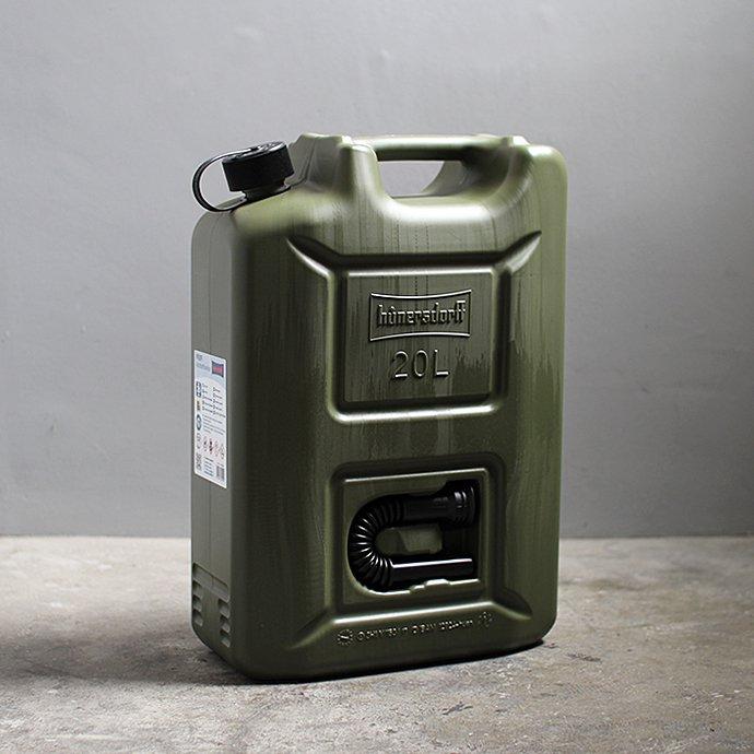 119910246 Hunersdorff / Fuel Can PROFI 20L ヒューナースドルフ キャニスタータンク 20L 01