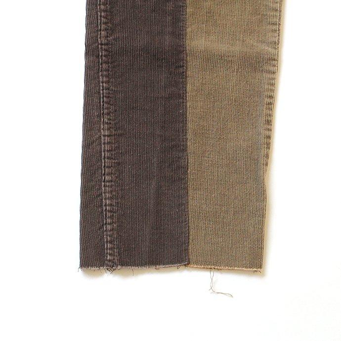 123396408 Hexico / Deformer Pants - Ex. U.S. Corduroy リメイクコーデュロイパンツ - 33 ベージュ 02