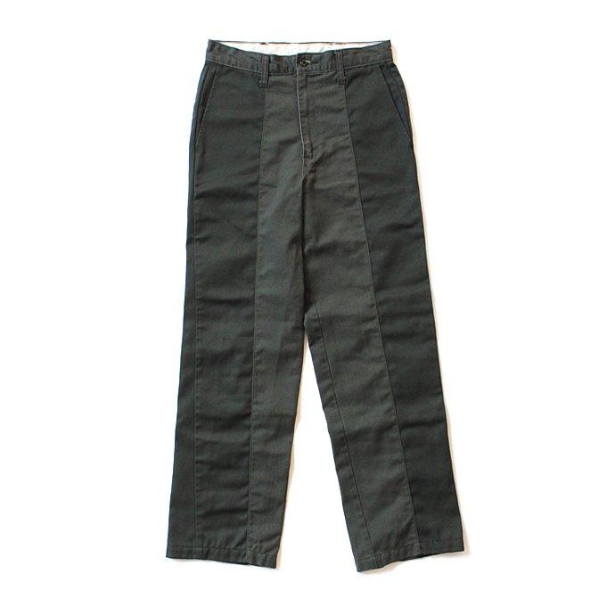123397272 Hexico / Deformer Pants - Ex. U.S. Work Pants リメイクワークパンツ - 31 オリーブ 01