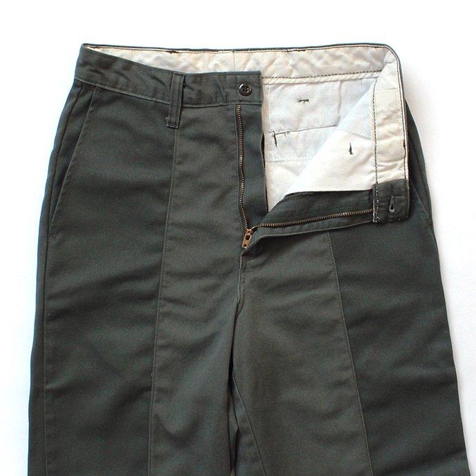 123397272 Hexico / Deformer Pants - Ex. U.S. Work Pants リメイクワークパンツ - 31 オリーブ 02