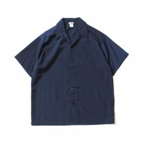 CalTop / 3003 オープンカラーシャツ - Navy
