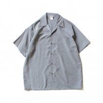 CalTop / 3003 オープンカラーシャツ - Grey