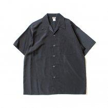 CalTop / 3003 オープンカラーシャツ - Charcoal