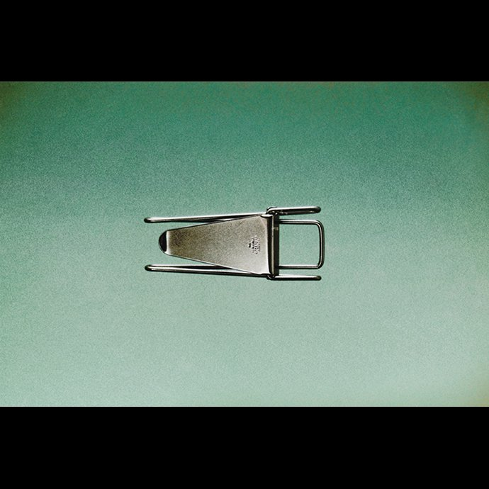 135274810 CANDY DESIGN & WORKS / Hopper Double Clip CHW-01 ダブルクリップ - Brass 02
