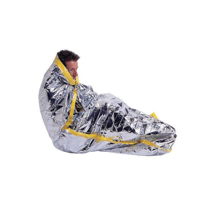 137251452 MARATAC / Emergency Space Sleeping Bag エマージェンシースリーピングバッグ<img class='new_mark_img2' src='https://img.shop-pro.jp/img/new/icons47.gif' style='border:none;display:inline;margin:0px;padding:0px;width:auto;' /> 02