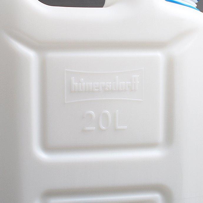 139833914 Hunersdorff / Water Jerrycan PROFI 20L ヒューナースドルフ ウォータージェリーカン 20L 02