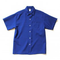 CalTop / 1000 スタンダード S/Sシャツ - Royal Blue