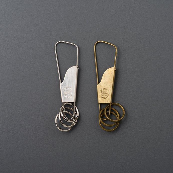 141981697 CANDY DESIGN & WORKS / Holger WAK-01 キーリング - Brass 02