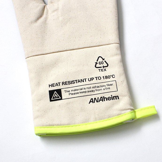141983191 Anaheim Oven Glove アナハイムオーブングローブ - Yellow 02