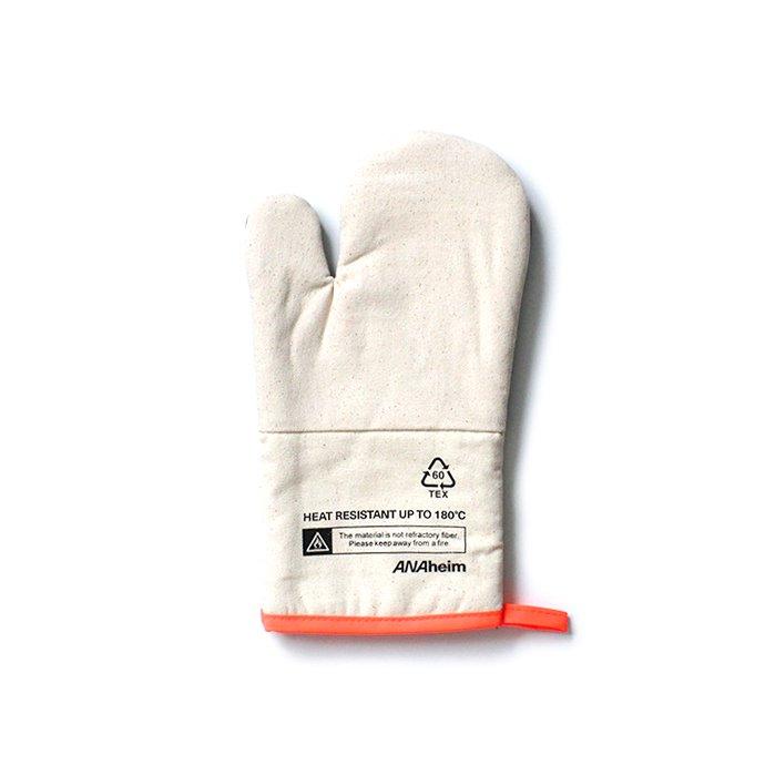 141983256 Anaheim Oven Glove アナハイムオーブングローブ - Orange 01