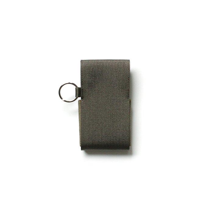 142174669 WERDENWORKS / CARD CASE CC001 - Olive カードケース オリーブ 02