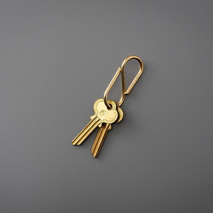 143266928 CANDY DESIGN & WORKS / Bill CHW-06 キーリング - Nickel 02
