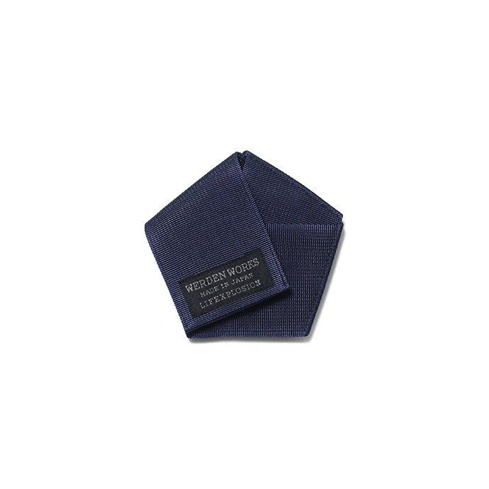 143425501 WERDENWORKS / KEY CASE KC001 - Navy 01