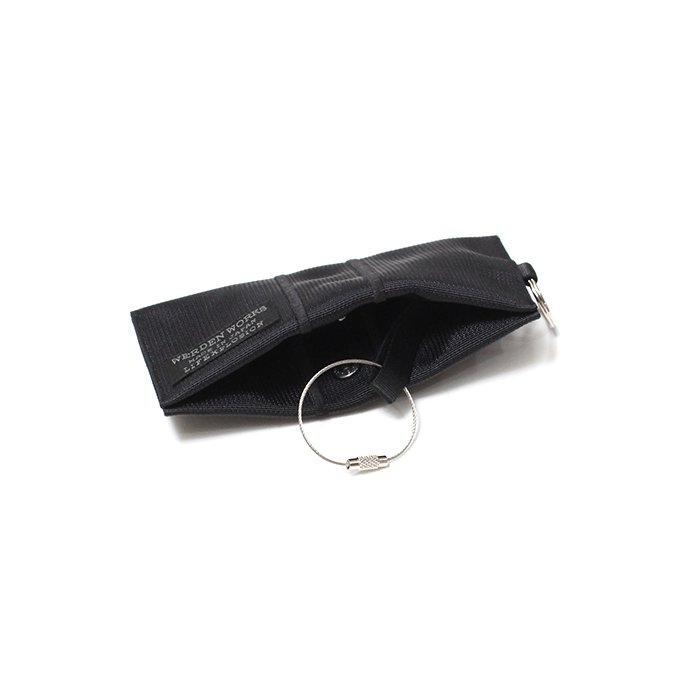 143425915 WERDENWORKS / KEY CASE TYPE 2 KC002 - Black 02
