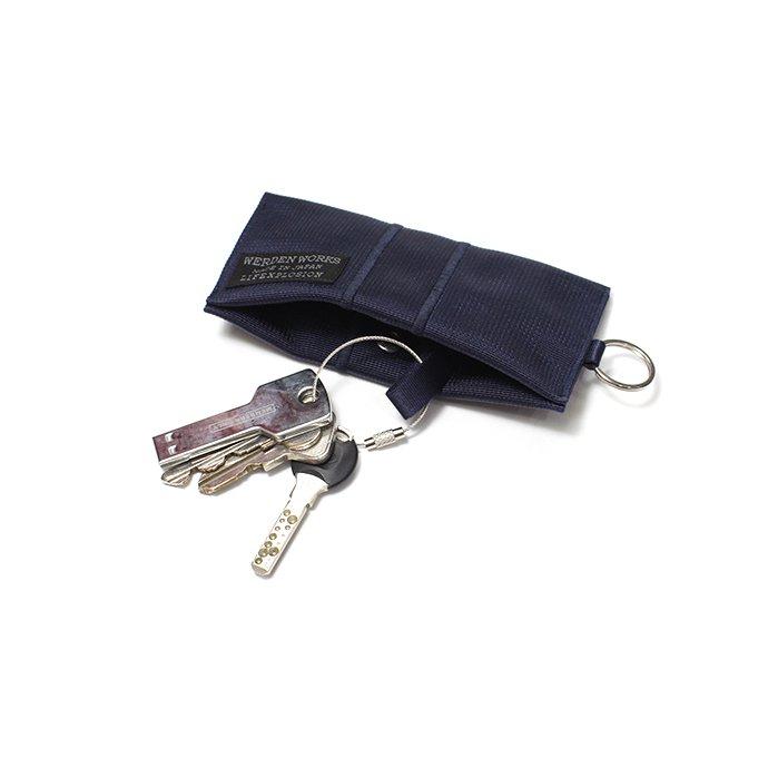 143426052 WERDENWORKS / KEY CASE TYPE 2 KC002 - Olive キーケース タイプ2 オリーブ 02