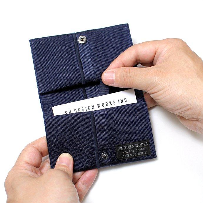 143426768 WERDENWORKS / BIZ CARD CASE BC001 - Black 02