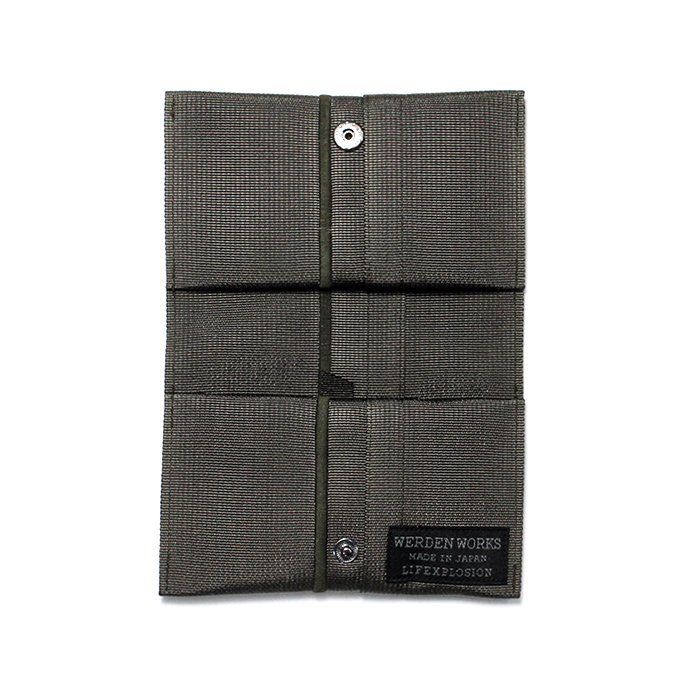 143426795 WERDENWORKS / BIZ CARD CASE BC001 - Olive 名刺ケース オリーブ<img class='new_mark_img2' src='https://img.shop-pro.jp/img/new/icons47.gif' style='border:none;display:inline;margin:0px;padding:0px;width:auto;' /> 02