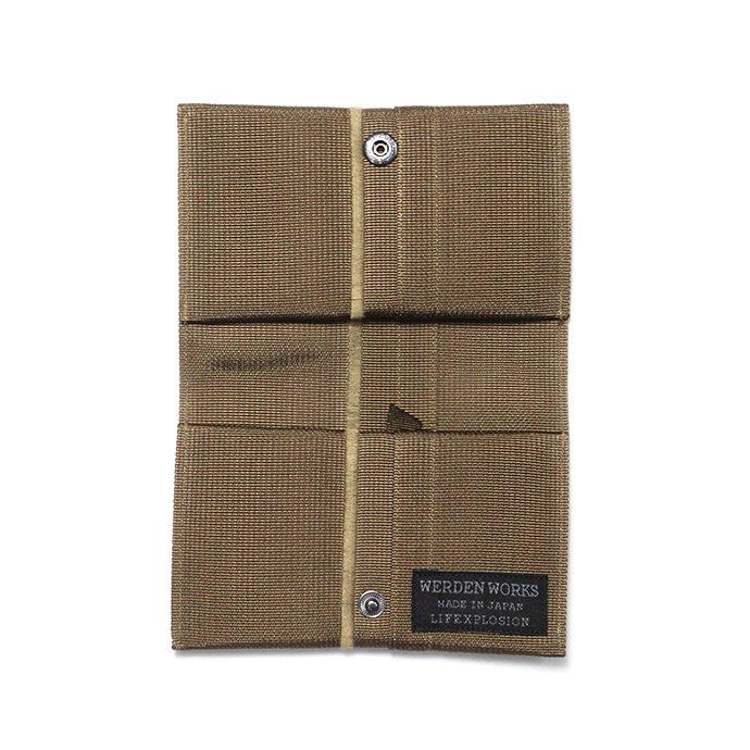143426811 WERDENWORKS / BIZ CARD CASE BC001 - Sand 02
