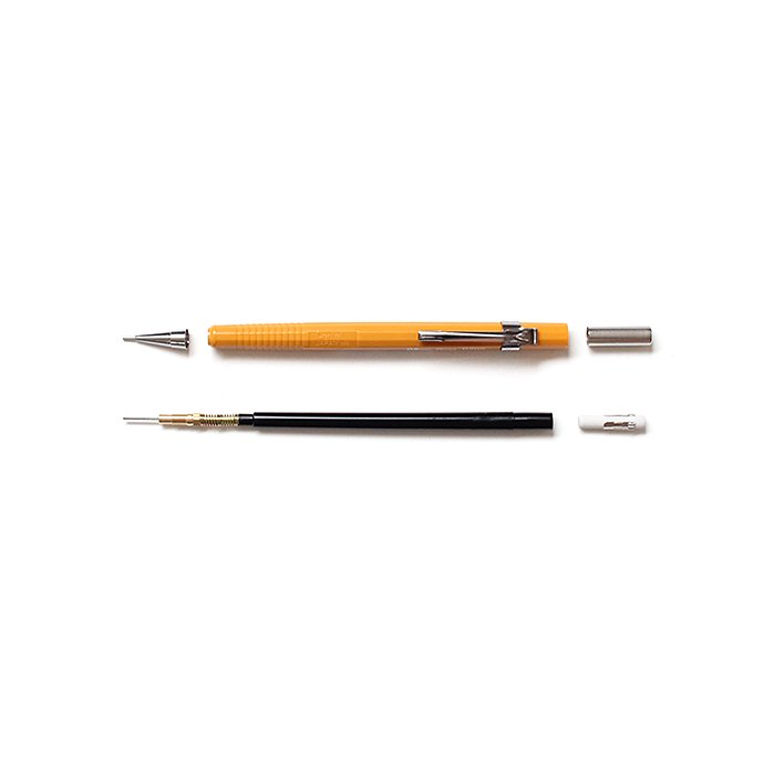 144741533 Pentel / P205 シャープペンシル 日本未発売 0.5mm ブラック・バーガンディ・グリーン 02