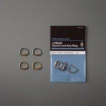 CANDY DESIGN & WORKS / Lyman CHW-03 スクリューロックキーリング - 全3色