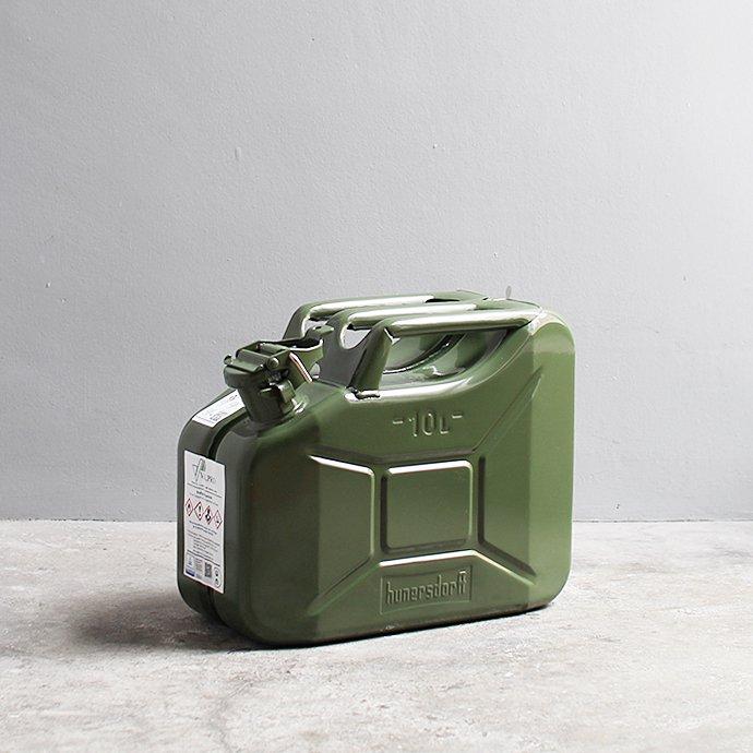 145050357 Hunersdorff / Metal Fuel Can Classic 10L ヒューナースドルフ 燃料携行缶 01