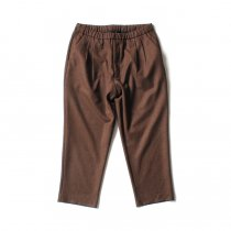CEASTERS / 2P Easy Wool Trousers - Brown 2タックウールイージートラウザーズ