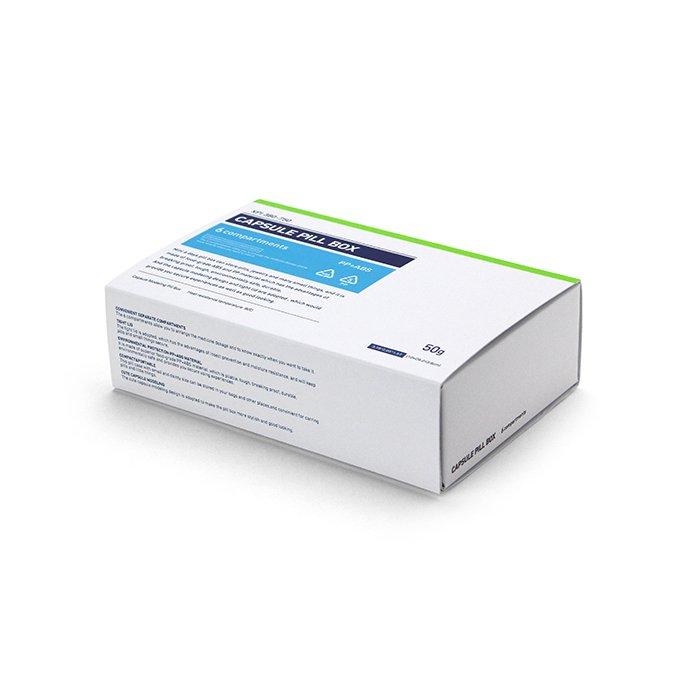145970100 Capsule Pill Box - Ivory カプセルピルボックス アイボリー 02