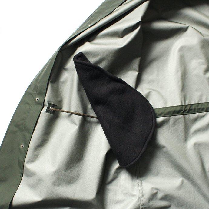 146464943 Powderhorn Mountaineering / P.H. M.MODS COAT 3Lナイロン シェルパーカー PH21FW-001 - Olive 02
