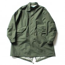 Powderhorn Mountaineering / P.H. M.MODS 3Lナイロン シェルパーカー PH20FW-001 - Olive<img class='new_mark_img2' src='https://img.shop-pro.jp/img/new/icons20.gif' style='border:none;display:inline;margin:0px;padding:0px;width:auto;' />
