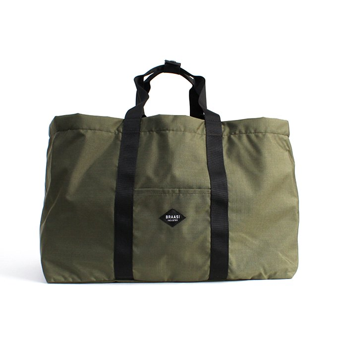 147944352 BRAASI INDUSTRY / CARGO BAG - Olive ダッフル/トートバッグ<img class='new_mark_img2' src='https://img.shop-pro.jp/img/new/icons47.gif' style='border:none;display:inline;margin:0px;padding:0px;width:auto;' /> 01