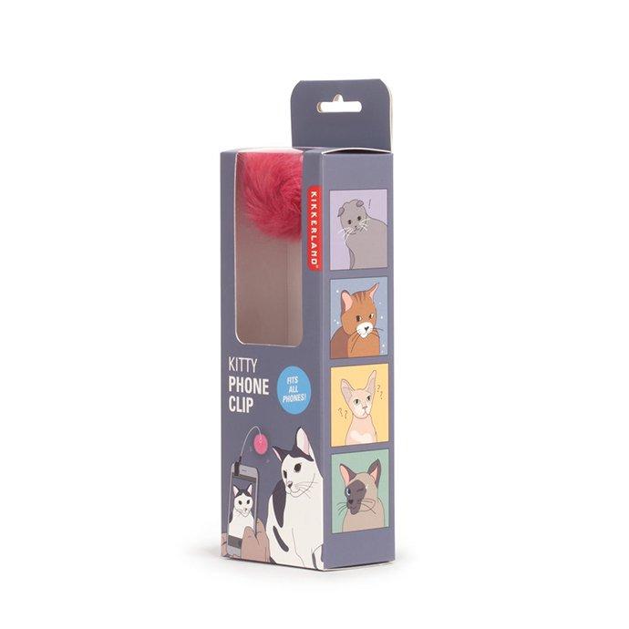148825438 KIKKERLAND / Kitty Phone Clip キティーフォンクリップ 02