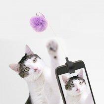 KIKKERLAND / Kitty Phone Clip キティーフォンクリップ