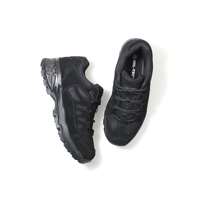 149152737 MIL-TEC / SQUAD SHOES 2.5inch - Black<img class='new_mark_img2' src='https://img.shop-pro.jp/img/new/icons20.gif' style='border:none;display:inline;margin:0px;padding:0px;width:auto;' /> 01