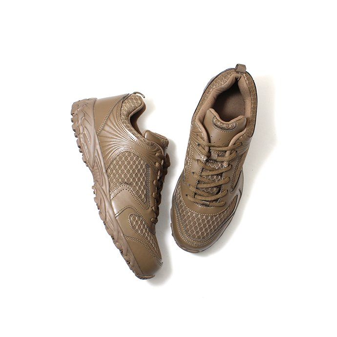 149164410 MIL-TEC / GERMAN STYLE OUTDOOR SHOES - Coyote<img class='new_mark_img2' src='https://img.shop-pro.jp/img/new/icons20.gif' style='border:none;display:inline;margin:0px;padding:0px;width:auto;' /> 01