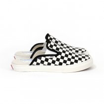 VANS / Mule SF - Black/White ヴァンズ ミュールSF VN0A4U11XBU